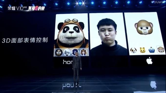 Huawei is working on a Face ID alternative (Knockoff Animoji