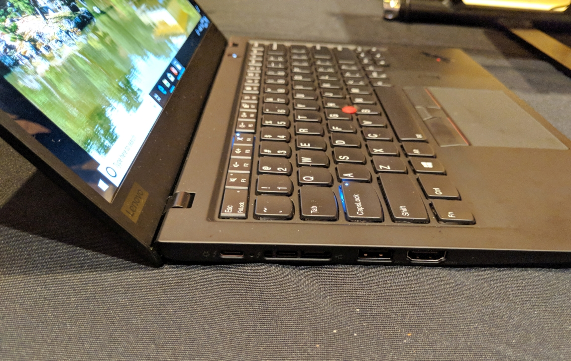 online store aedef 9ca2e Hands-on with Lenovo's 2018 ThinkPad X1 Carbon, X1 Yoga, and X1 ...