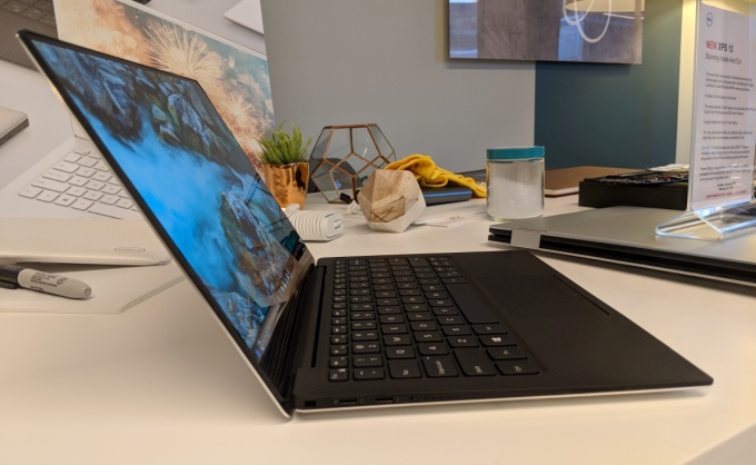 Dell launches 2018 XPS 13 laptop (this time it's even thinner