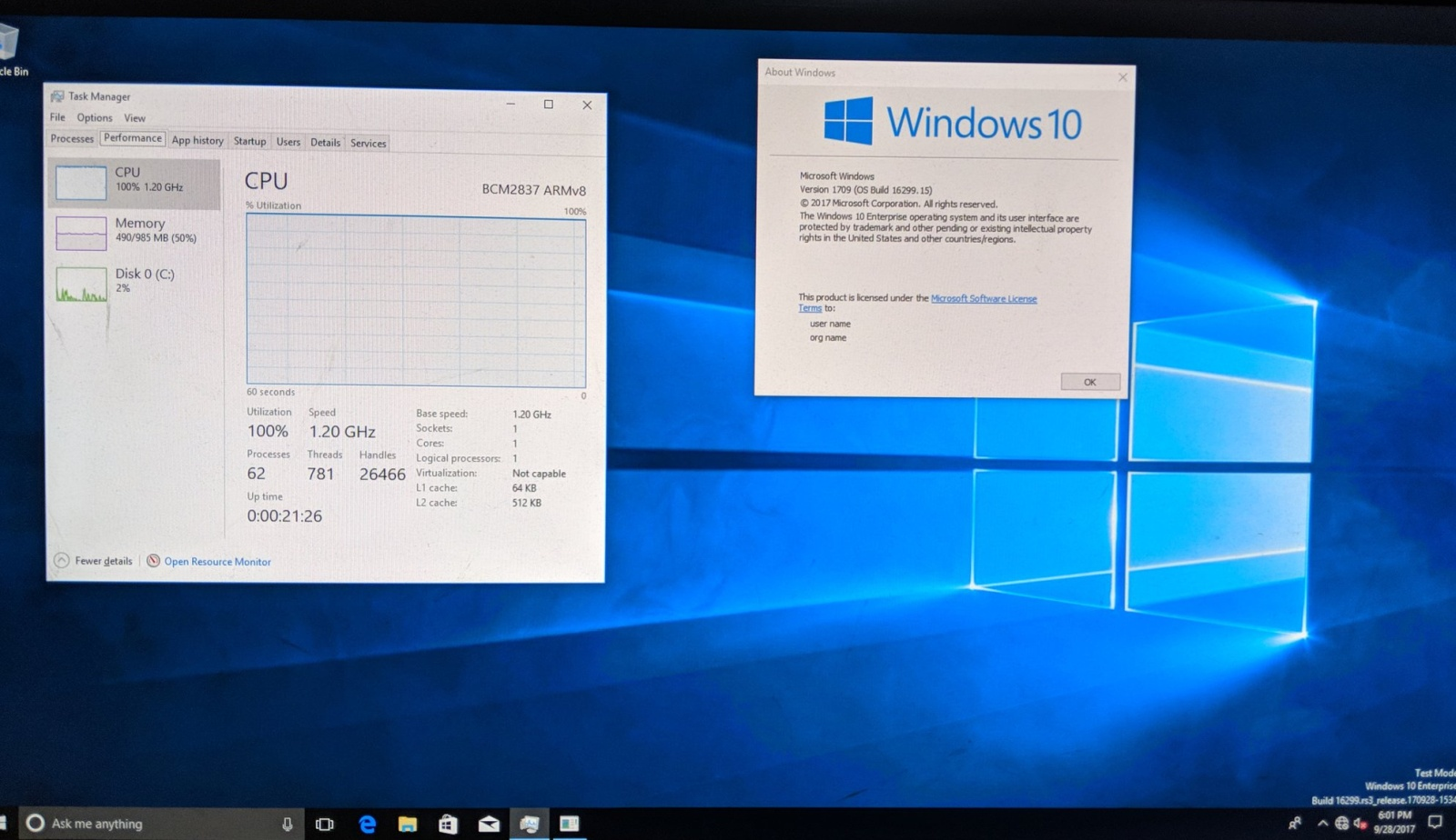 Hacker gets Windows 10 up and running on a Raspberry Pi 3
