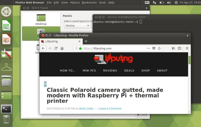 Ubuntu 18 04 LTS flavors including Ubuntu Mate, Ubuntu Budgie