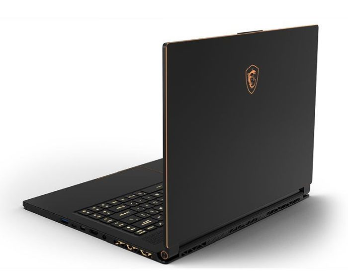 MSI GS65 Stealth Thin is a 0 7 inch, 4 1 pound premium gaming laptop