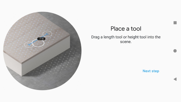 Google's Measure app lets you measure distances with any