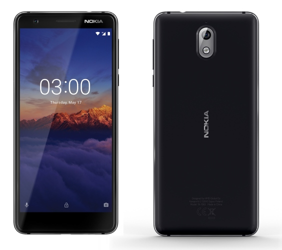 $159 Nokia 3.1 Android One phone up for pre-order, ships July 2nd - Liliputing