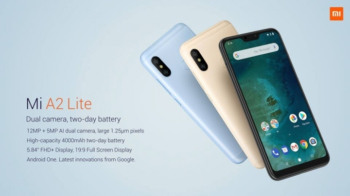 Meet Xiaomi's latest Android One smartphones: the Mi A2 and