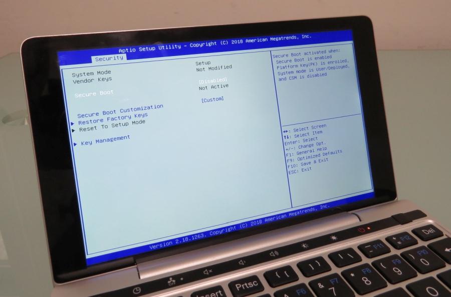 Linux on the GPD Pocket 2 (Ubuntu, Debian, and Fedora) - Liliputing