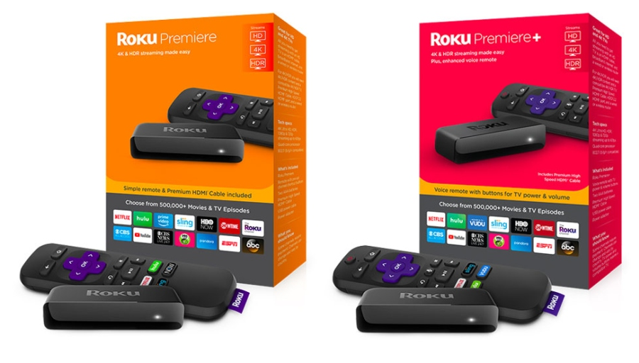 Roku's New Premiere Offers 4K HDR Media Streaming For $40