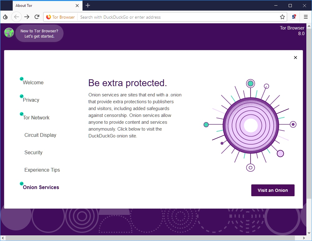Tor Browser 8 0 released, makes anonymous web browsing easier