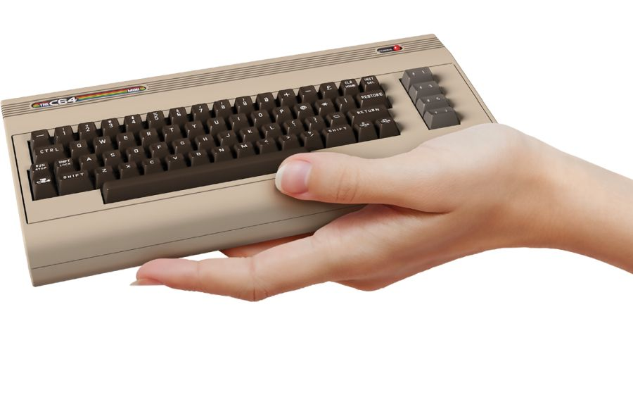 C64 Mini now available in the US for $80 - Liliputing