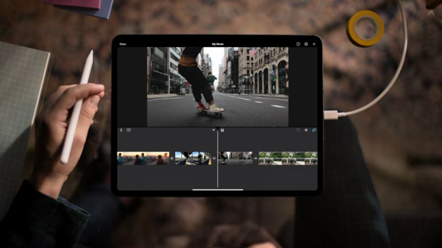 Apple's newest iPad Pro has thinner bezels, Face ID, updated Apple
