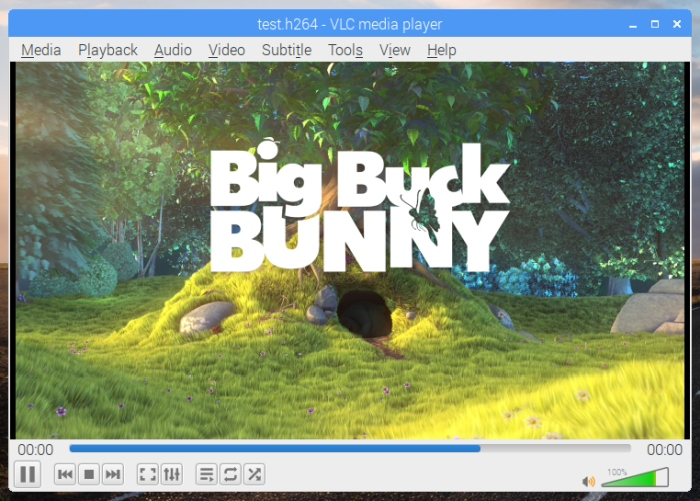 Raspberry Pi software update brings VLC media player (with hardware-accelerated video playback)