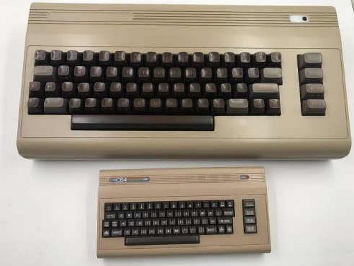 The C64 Mini is getting a full-sized follow-up - Liliputing