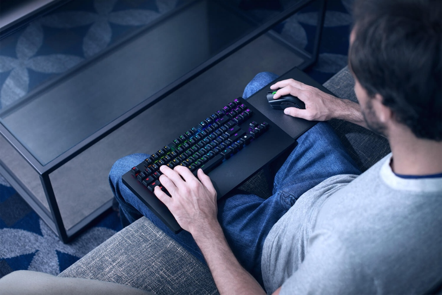Razer's first keyboard and mouse for the Xbox One cost $250 - Liliputing