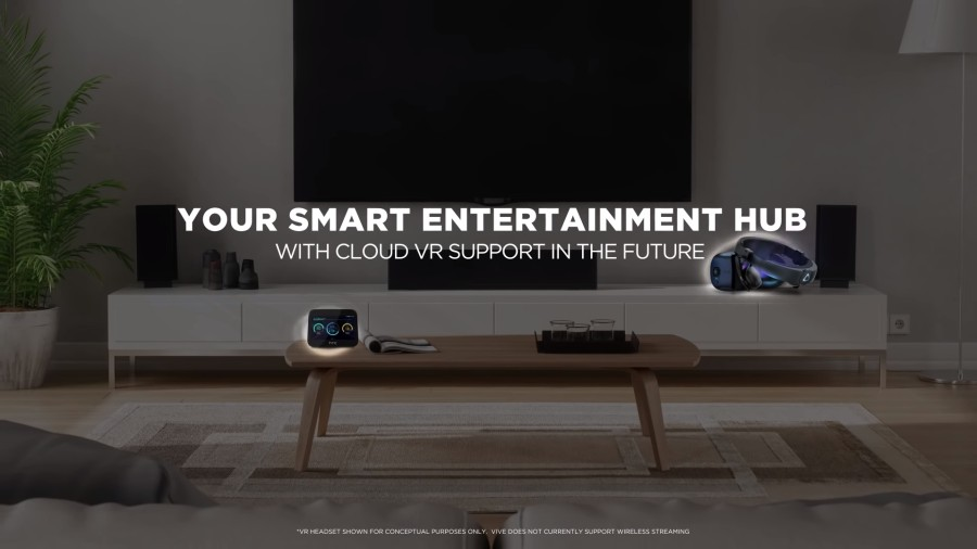 HTC 5G Hub is a mobile hotspot, battery, and Android entertainment