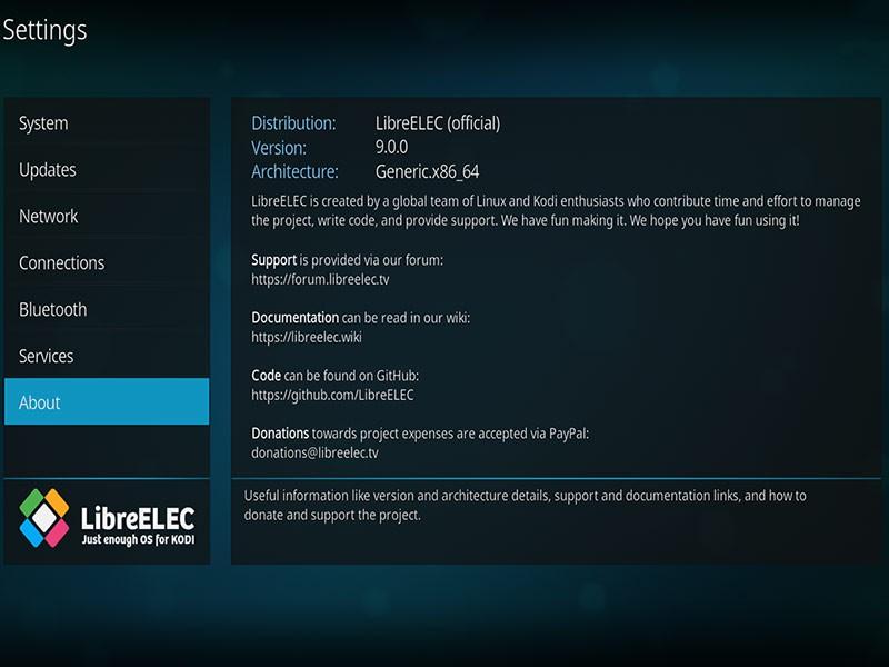 LibreELEC 9 0 released: Linux distro built around Kodi media