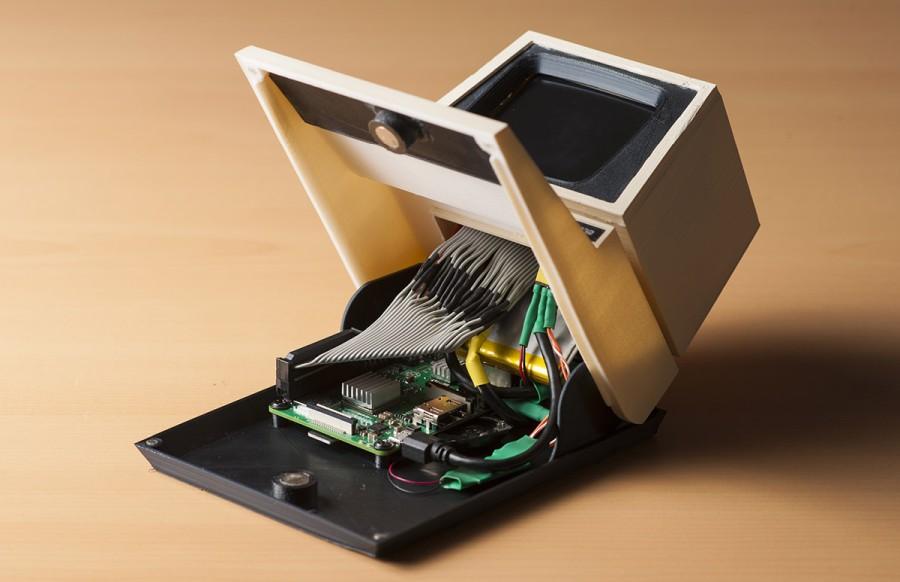 Turn a Raspberry Pi into a DIY Commodore PET Mini - Liliputing