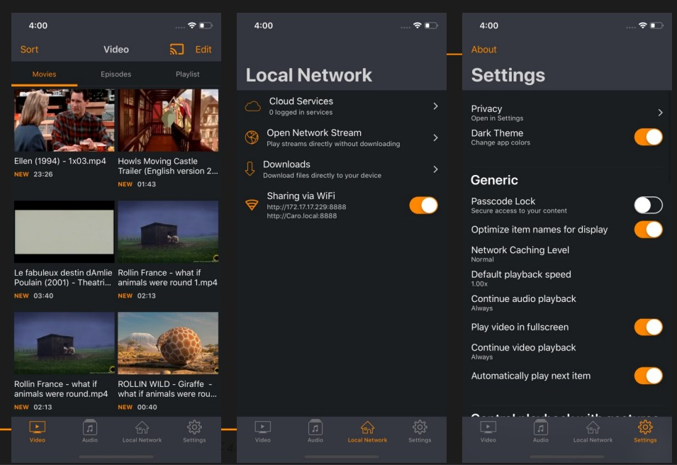 VLC 4 0 will have a new user interface (and other upcoming