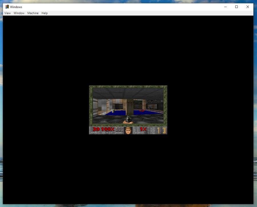 Run Windows 95 as an app (and yes, it runs Doom) - Liliputing
