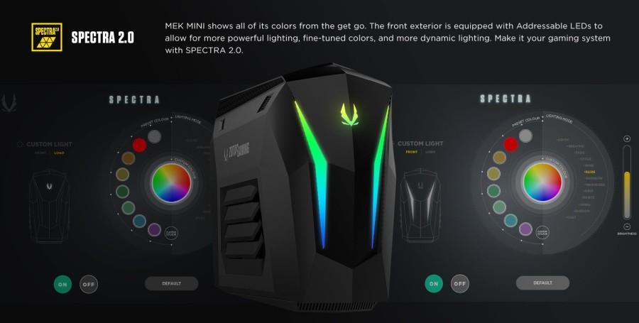 Zotac launches MEK Mini compact gaming PC - Liliputing