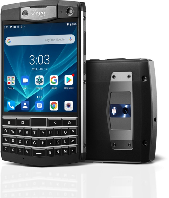 Unihertz Titan will be a crowdfunded BlackBerry clone (for $199 and