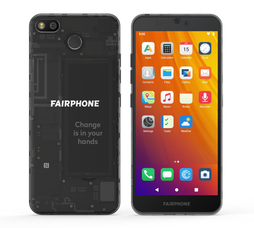 Fairphone Android Update