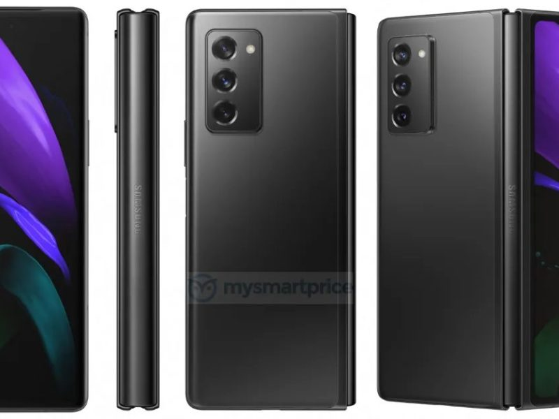 Samsung Galaxy Z Fold 2 5G (leaked)