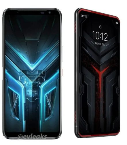 Asus ROG Phone 3 and Lenovo Legion Phone