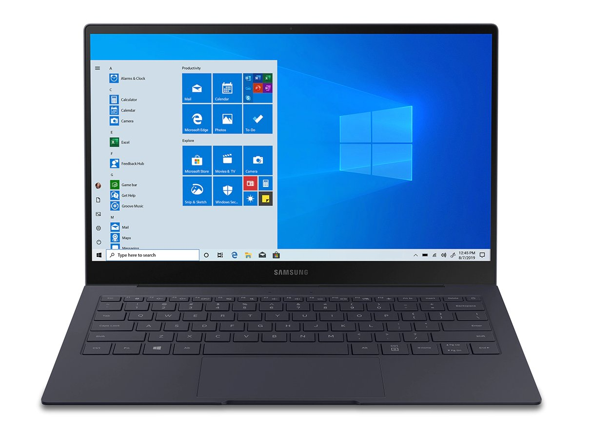 Samsung Galaxy Book S with Intel Lakefield