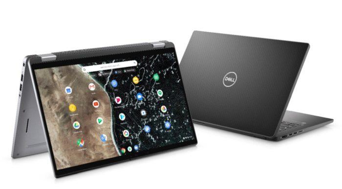 Dell Latitude 7410 2-in-1 Chromebook Enterprise