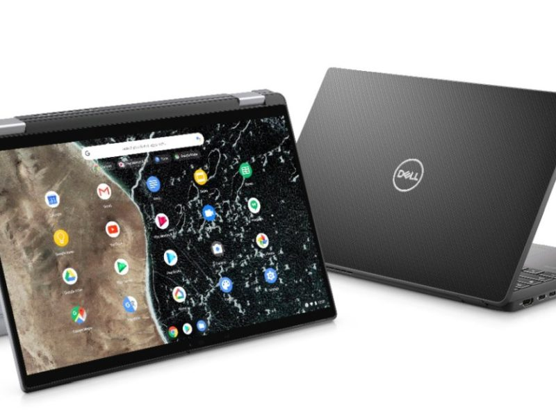 Dell Latitude 7410 2-in-1 Chromebook Enterprise