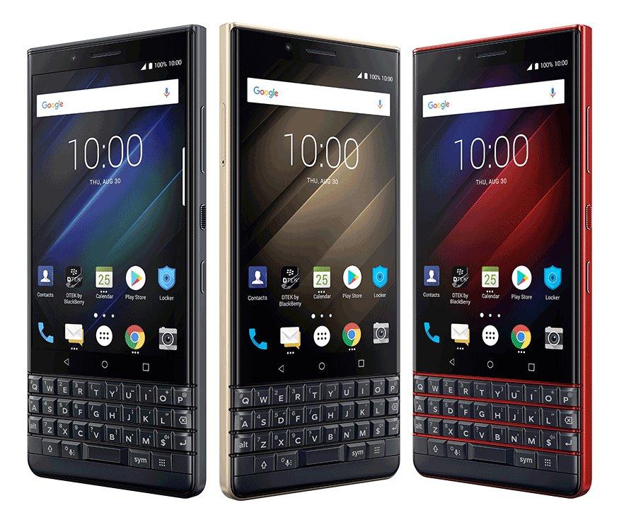 BlackBerry Key2 LE (A 2018 TCL/BlackBerry phone)