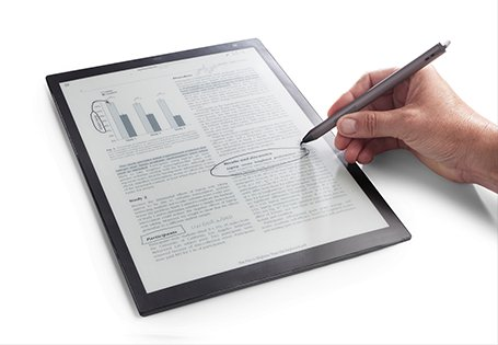 Digital Paper Tablet