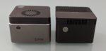 Left: GMK NucBox / Right: Chuwi LarkBox