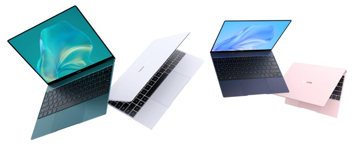 Huwei MateBook X (2020)