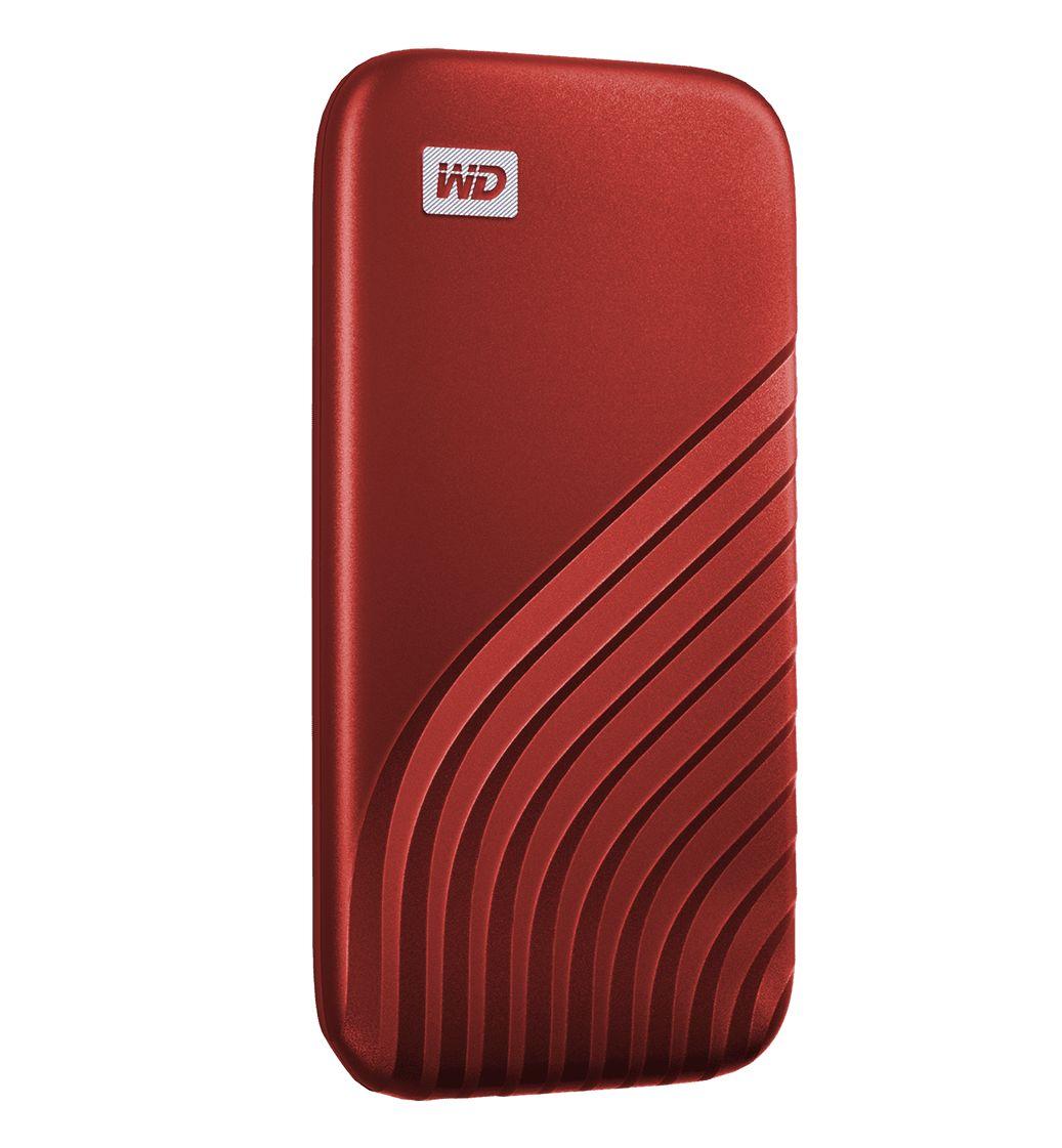 WD My Passport portable SSD