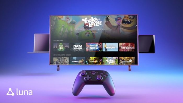 Amazon announces Luna game-streaming platform