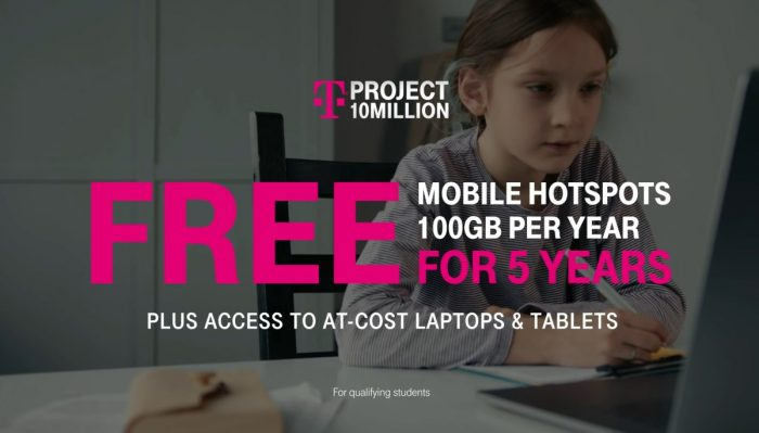 t-mobile project 10-million