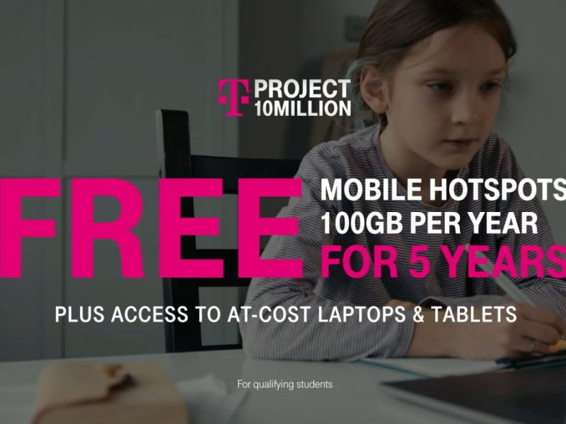 t-mobile project 10-million
