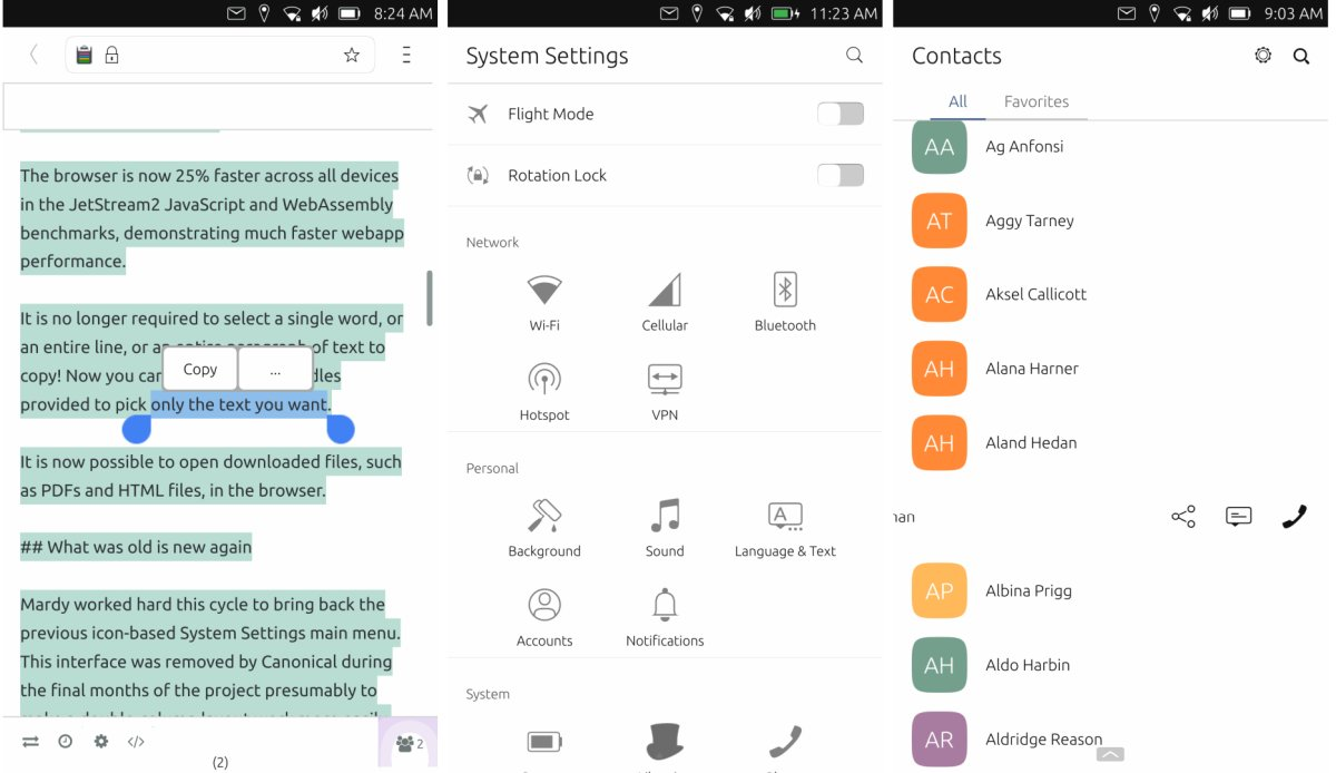 Ubuntu Touch OTA-13