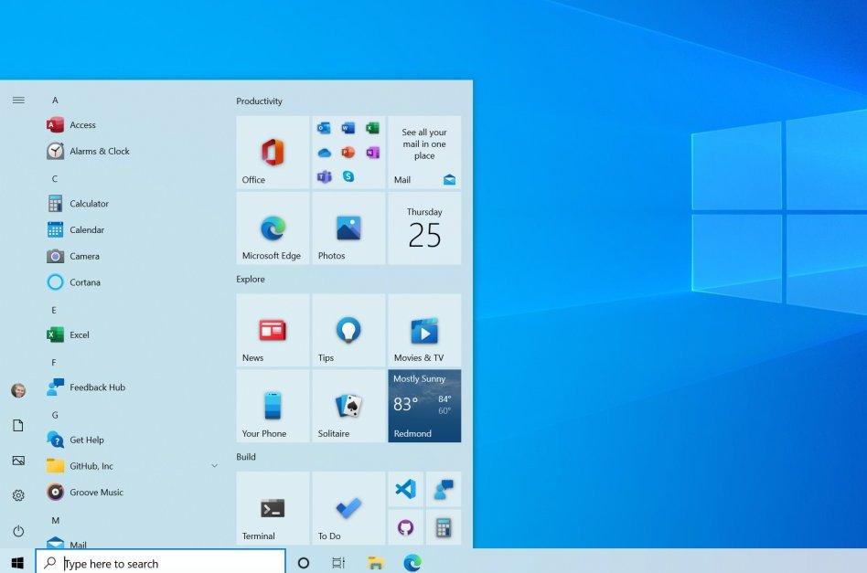 Windows 10 October 2020 Update is here