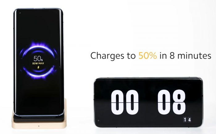 Xiaomi now supports wireless charging in under 20 minutes