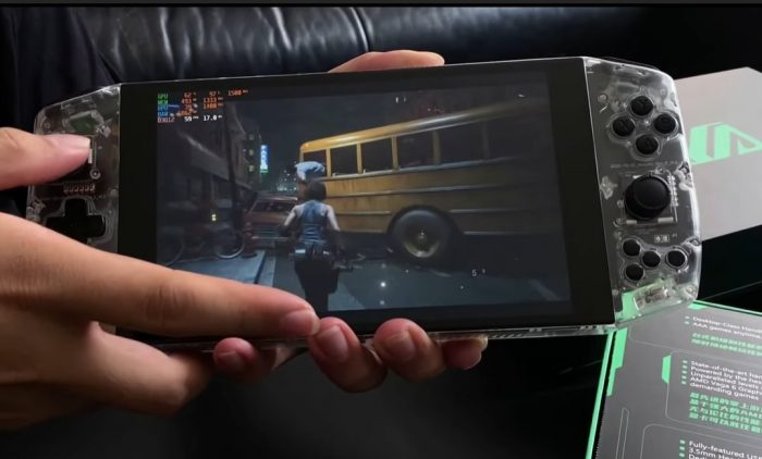 AYA Neo handheld gaming PC pre-orders begin in China, international  crowdfunding campaign could be next - Liliputing