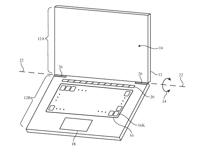 Apple Researching Keyboards With Adaptive Displays on Each Key