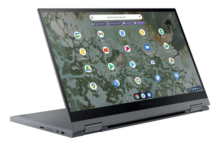 Samsung's Galaxy Chromebook 2 is cheaper and sports a QLED screen