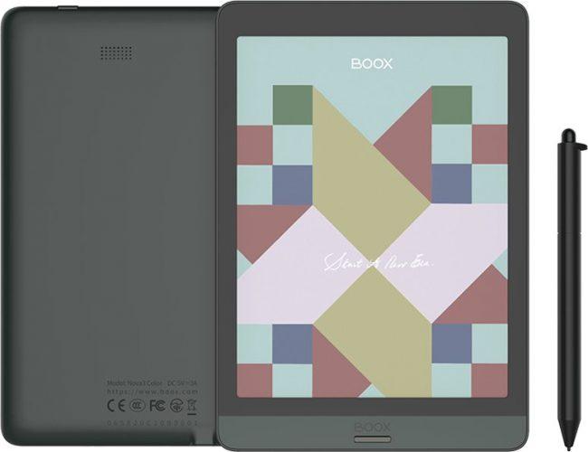 Onyx BOOX Nova3 Color