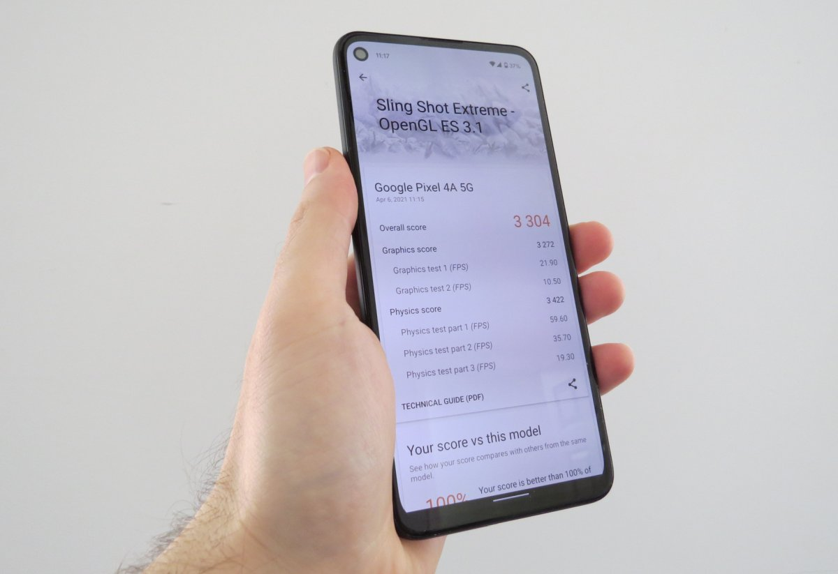 April update delivers GPU boost to Pixel 5 and Pixel 4a 5G