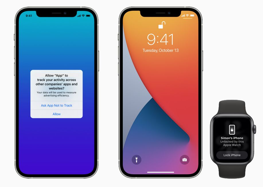 Apple iOS 14.5 makes data tracking opt-in for all apps