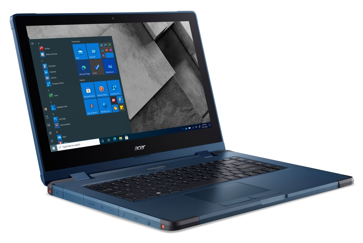 Lillbits: Acer's rugged laptop and tablet, B&O's bookshelf speaker, and Dell divests VMWare