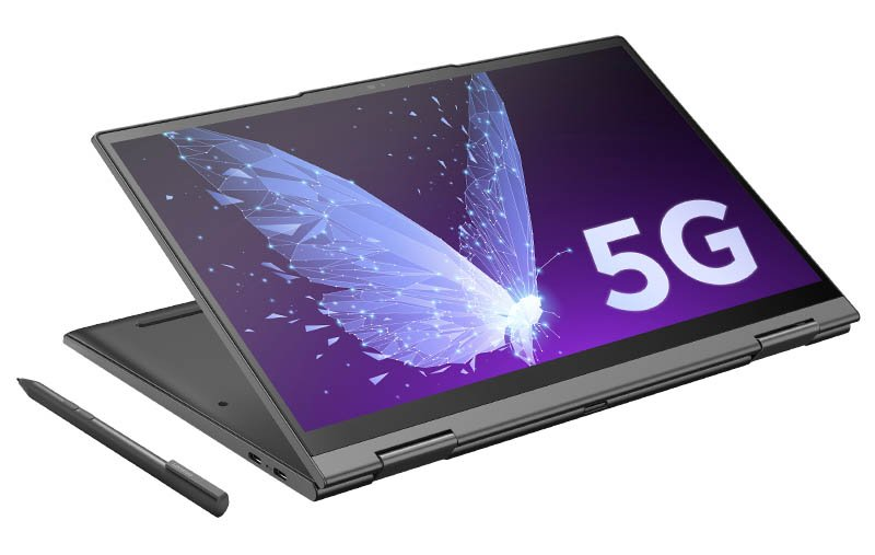 Lenovo launches new Windows on Snapdragon notebooks with 4G and 5G support in China