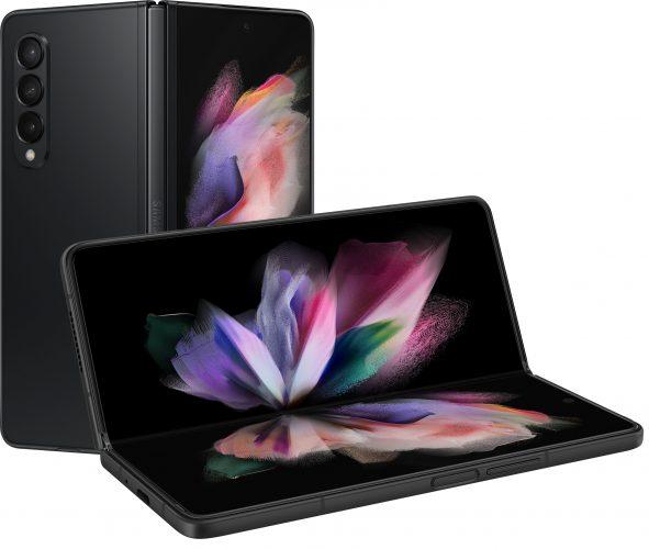 The Samsung Galaxy Z Fold 3